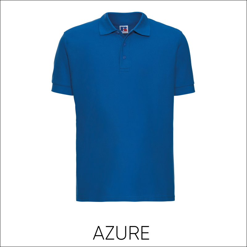 Russell Athletic J577MUltimate Classic Cotton Polo 2