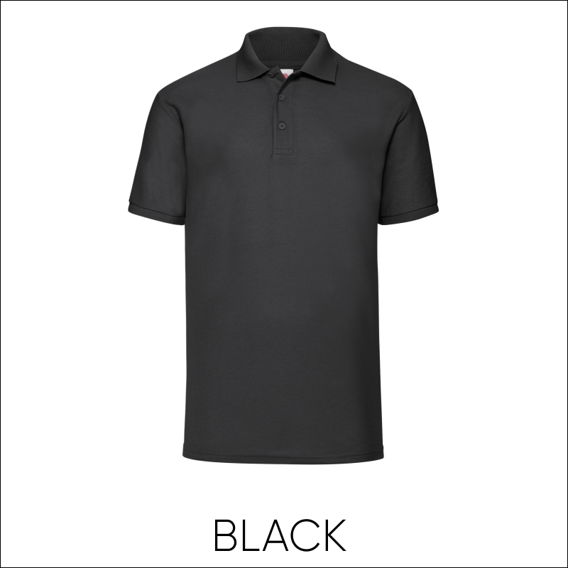 FOTL SS402 3 Button 65/35 Polo Shirt 2