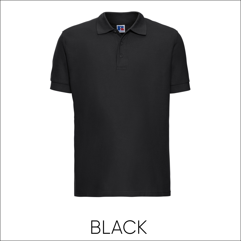 Russell Athletic J577MUltimate Classic Cotton Polo 3