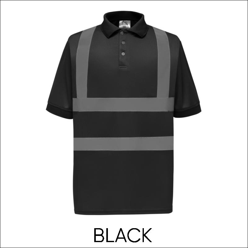 Hi-Vis Portwest Short Sleeve Polo 2