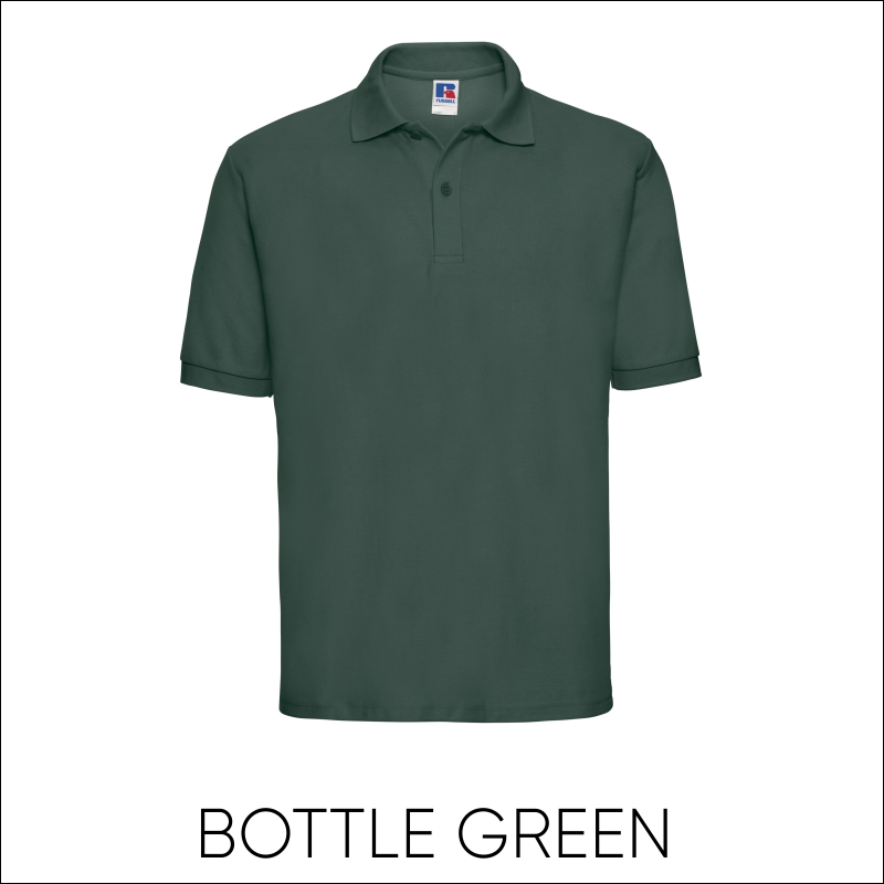 Russell Athletic 539M Polo Shirt 3