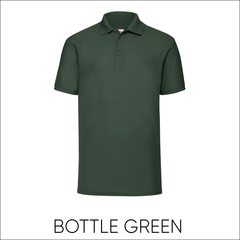 FOTL SS402 3 Button 65/35 Polo Shirt 3