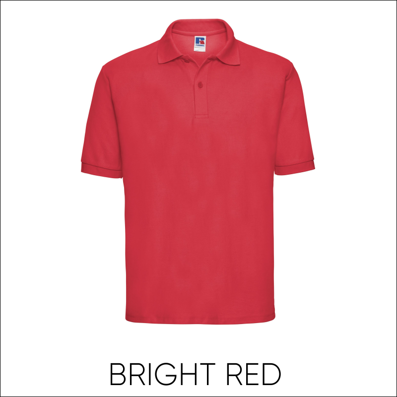 Russell Athletic 539M Polo Shirt 4