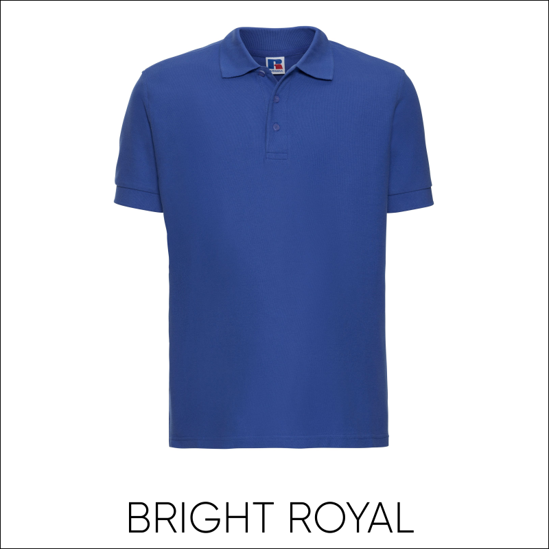 Russell Athletic 539M Polo Shirt 5