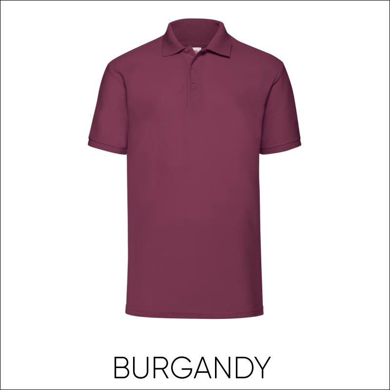 FOTL SS402 3 Button 65/35 Polo Shirt 4