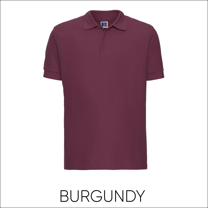 Russell Athletic 539M Polo Shirt 6