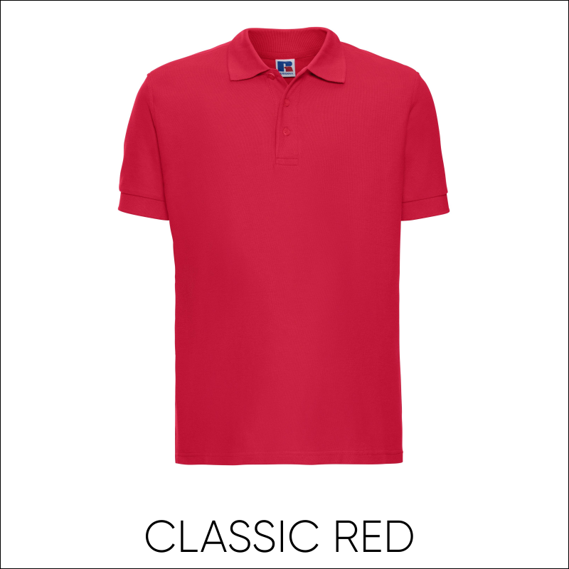 Russell Athletic 539M Polo Shirt 7