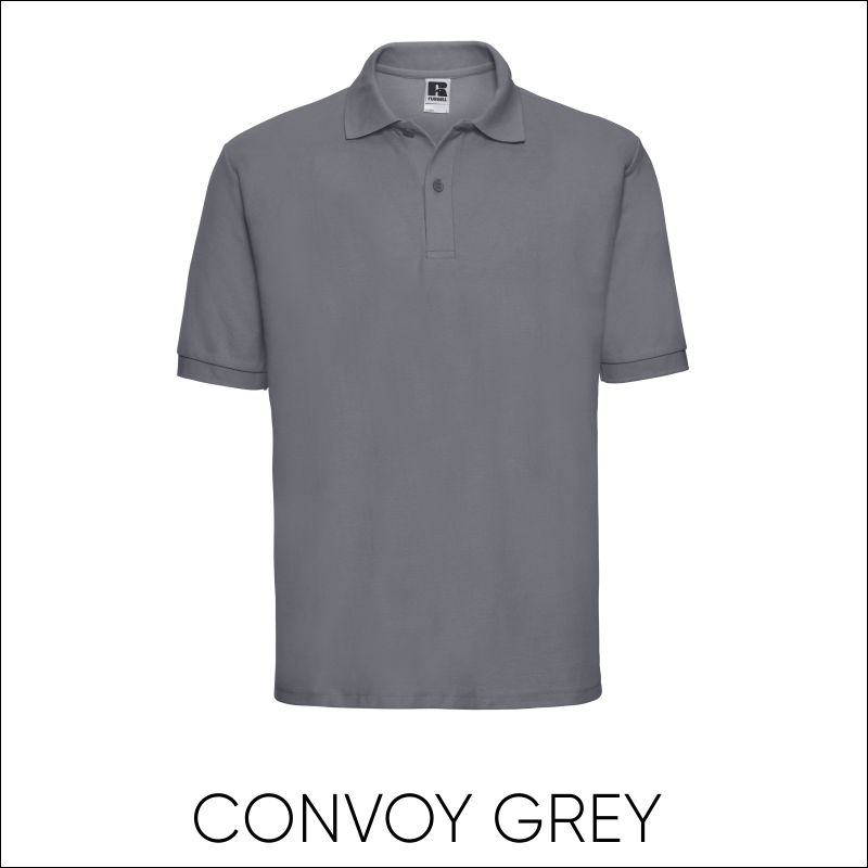 Russell Athletic 539M Polo Shirt 8