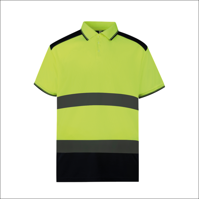 Hi-Vis Two-Tone Polo Shirt 1