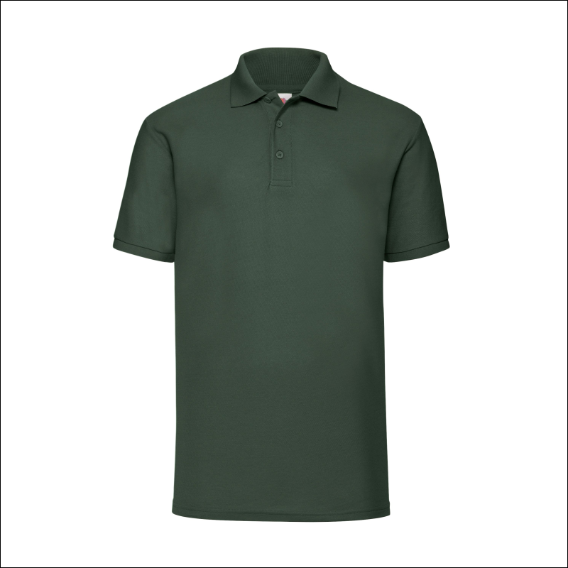 FOTL SS402 3 Button 65/35 Polo Shirt 1