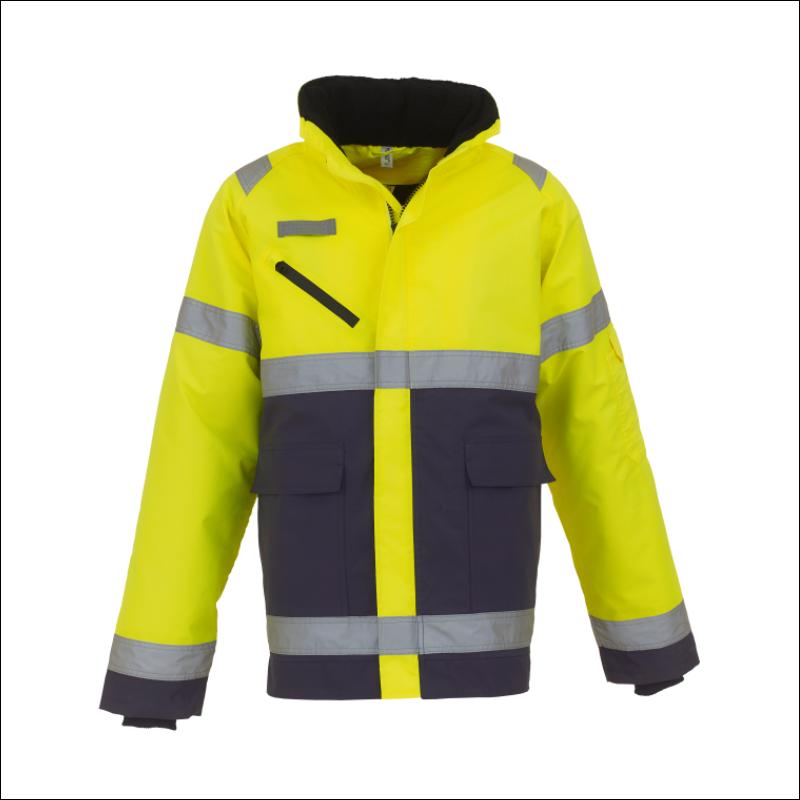 YOKO Hi-Vis Fontaine Storm Jacket 1