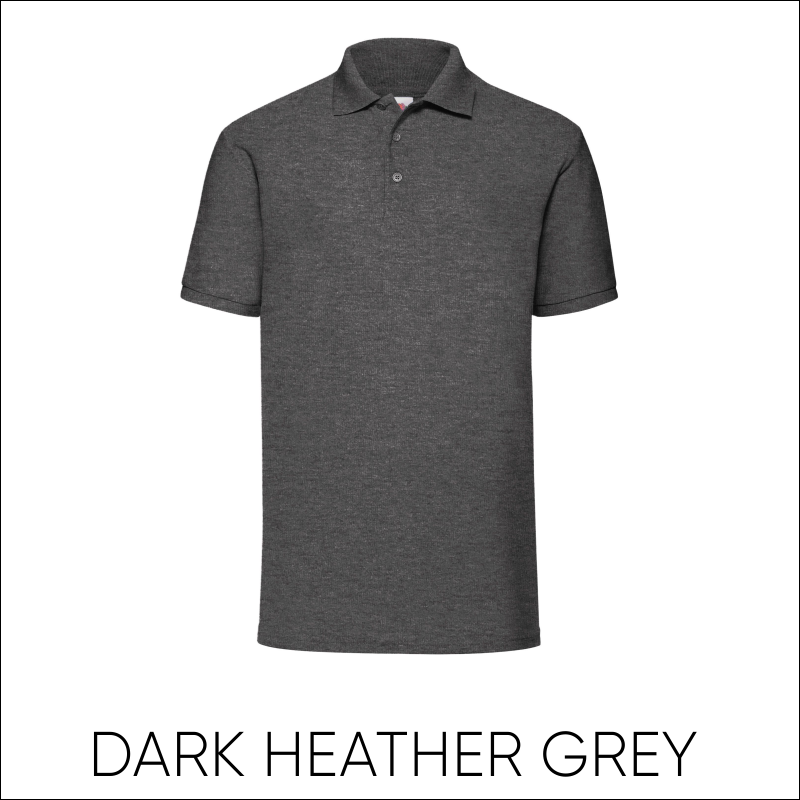 FOTL SS402 3 Button 65/35 Polo Shirt 5