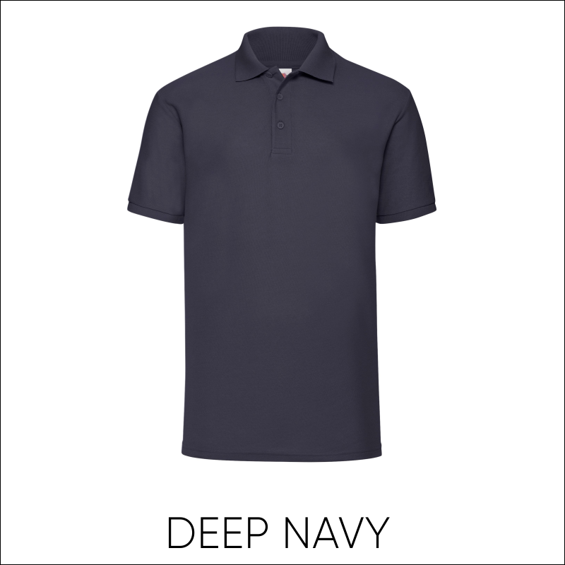 FOTL SS402 3 Button 65/35 Polo Shirt 6