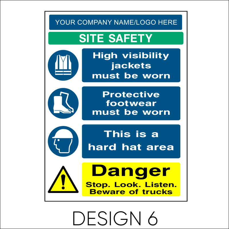 Site Safety Board 7