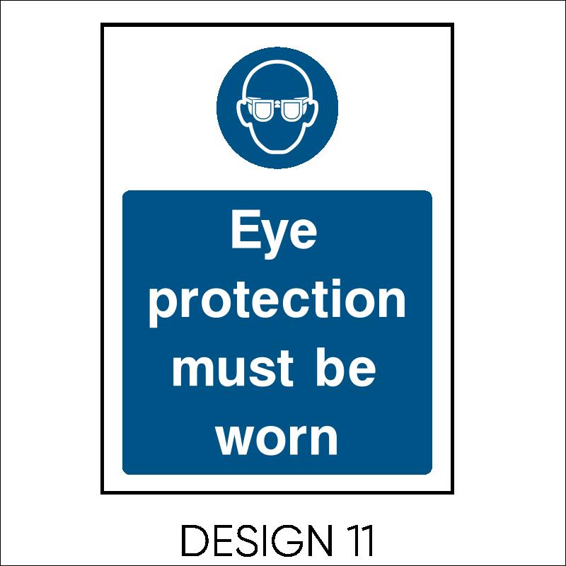 Mandatory PPE Signs 13
