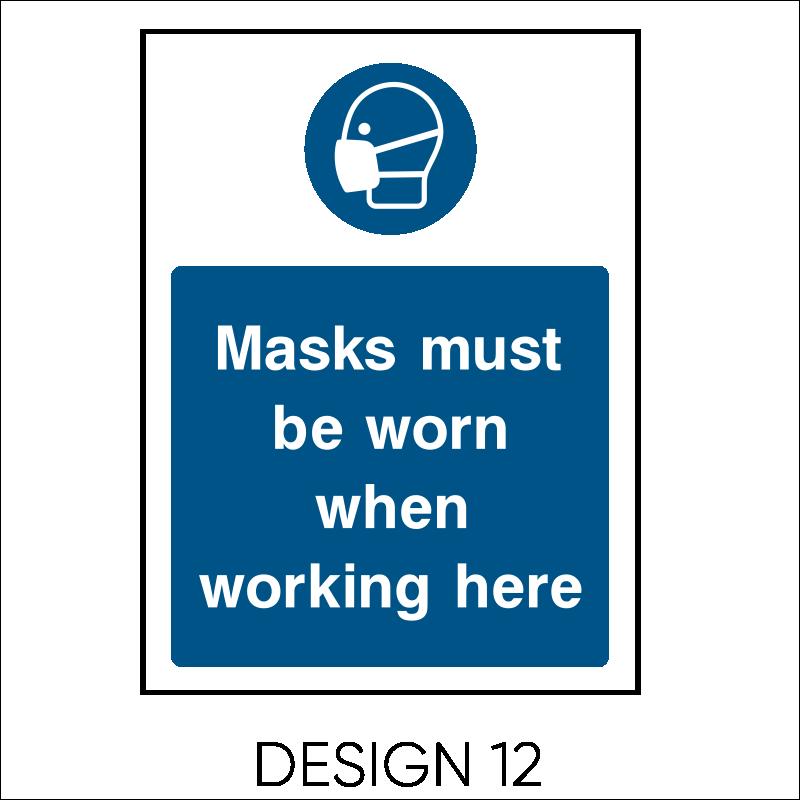 Mandatory PPE Signs 14