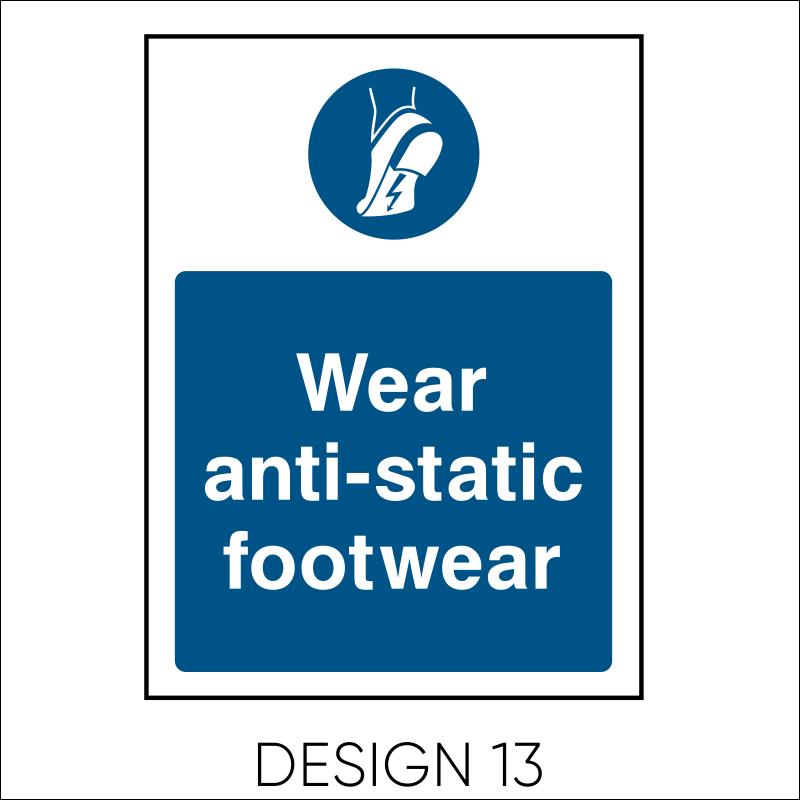 Mandatory PPE Signs 15