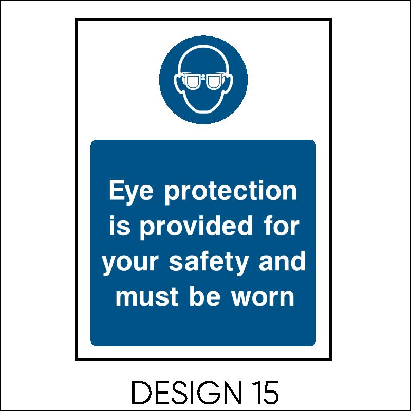 Mandatory PPE Signs 17