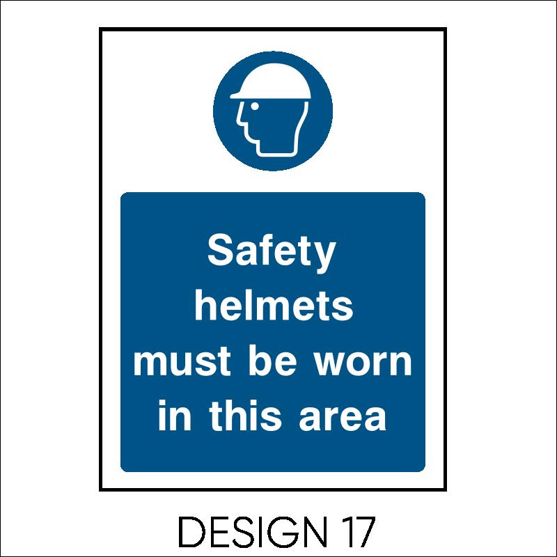 Mandatory PPE Signs 19
