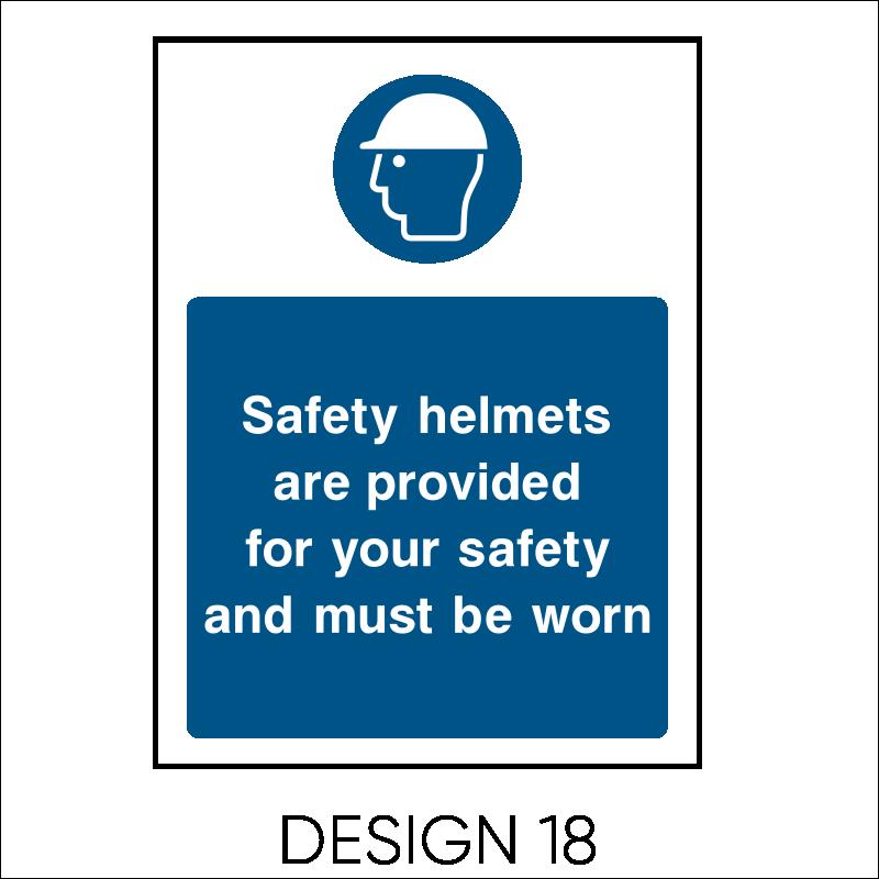 Mandatory PPE Signs 20