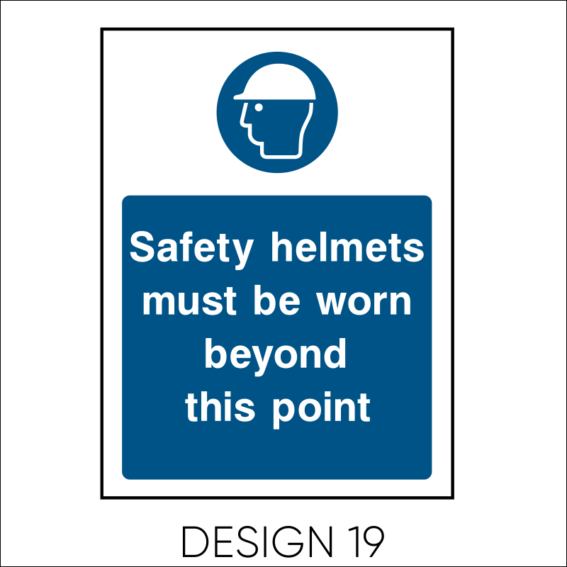 Mandatory PPE Signs 21