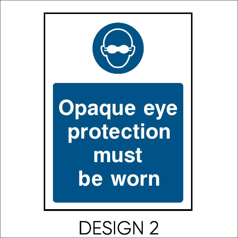 Mandatory PPE Signs 4