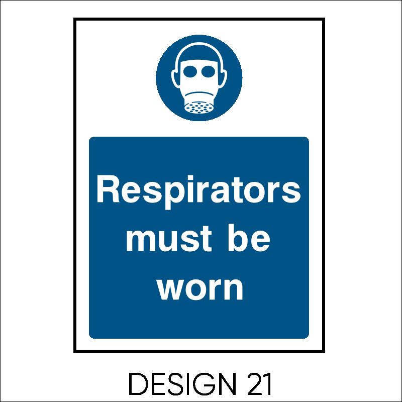 Mandatory PPE Signs 23
