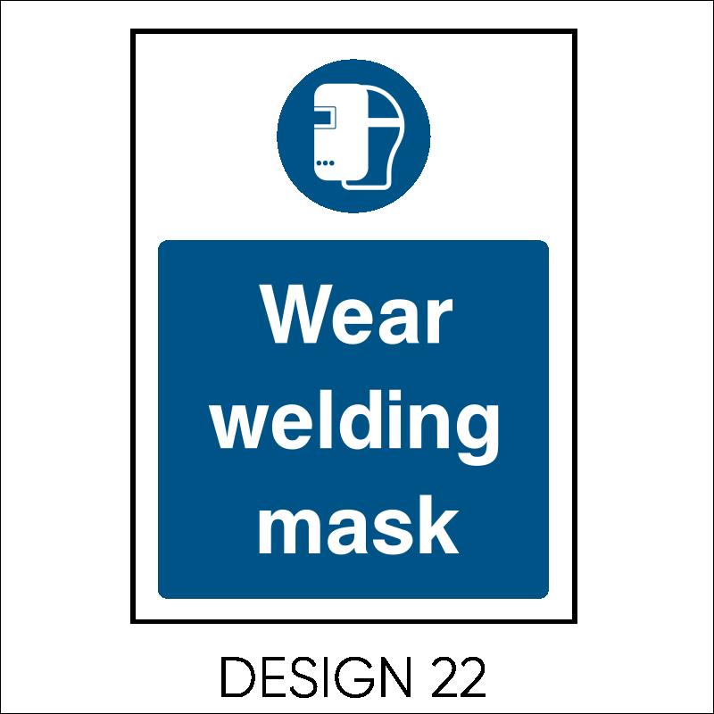 Mandatory PPE Signs 24