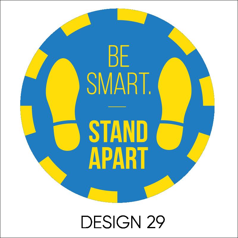 Round Laminated Stickers 7