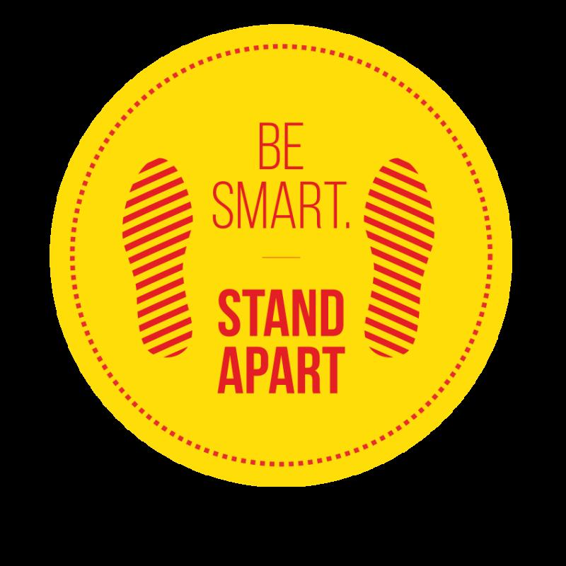 Round Laminated Stickers 11