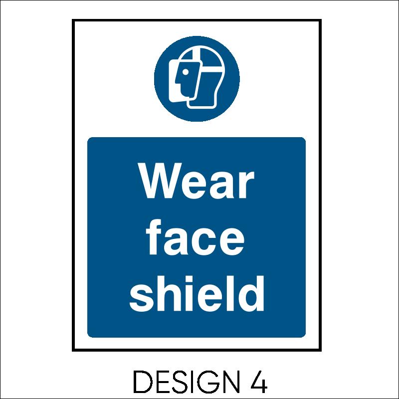 Mandatory PPE Signs 6