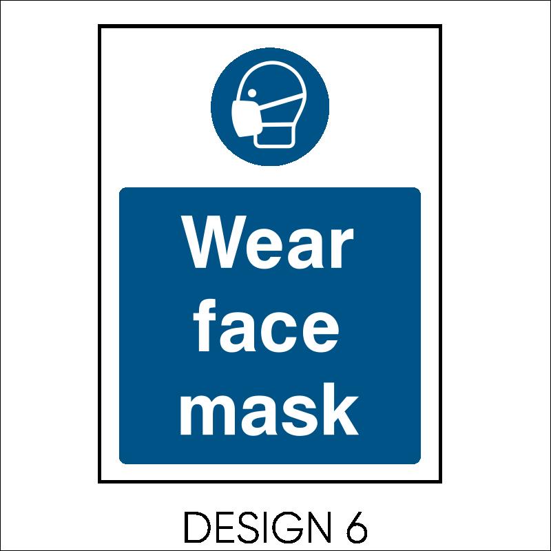 Mandatory PPE Signs 8