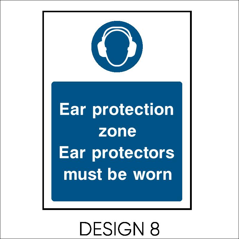 Mandatory PPE Signs 10