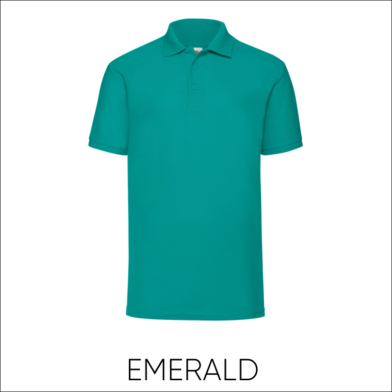 FOTL SS402 3 Button 65/35 Polo Shirt 7