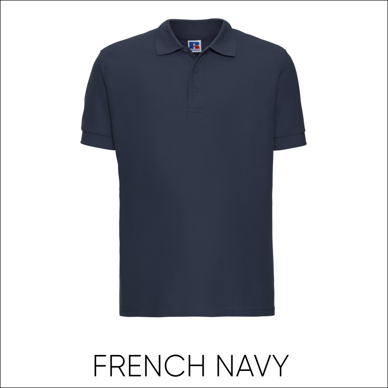 Russell Athletic J577MUltimate Classic Cotton Polo 7