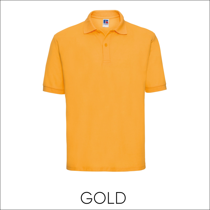 Russell Athletic 539M Polo Shirt 11