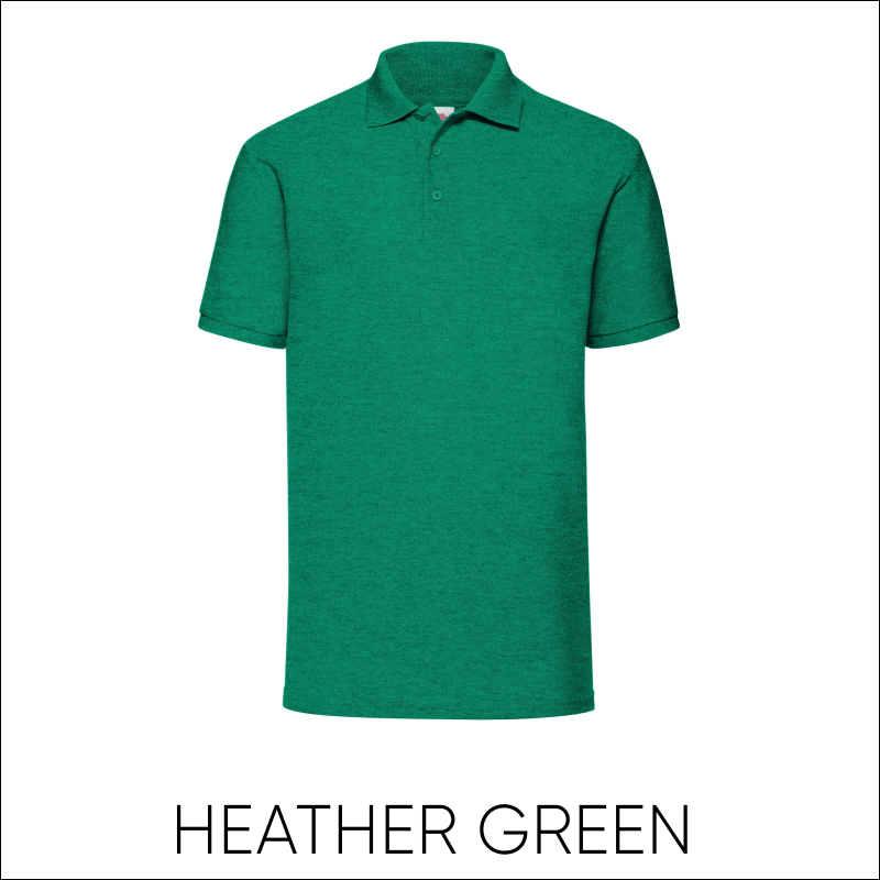 FOTL SS402 3 Button 65/35 Polo Shirt 8