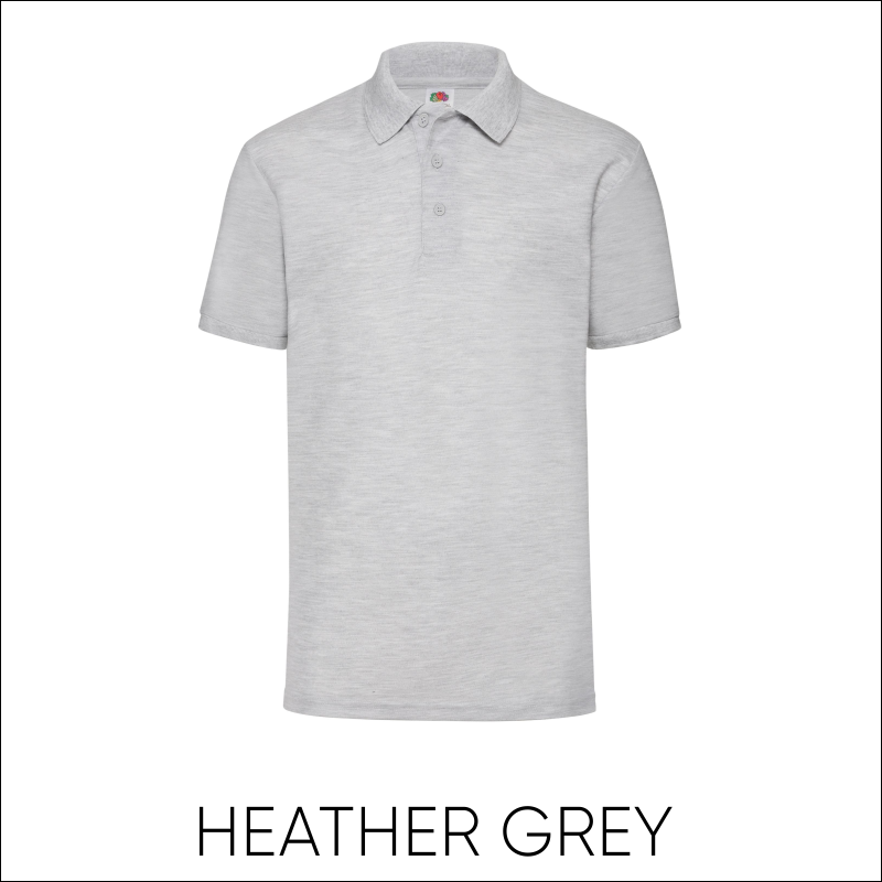 FOTL SS402 3 Button 65/35 Polo Shirt 9