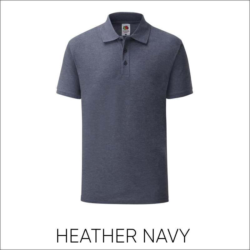 FOTL SS402 3 Button 65/35 Polo Shirt 10