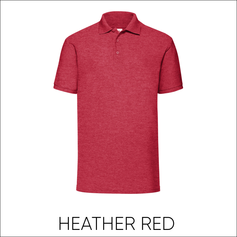FOTL SS402 3 Button 65/35 Polo Shirt 11