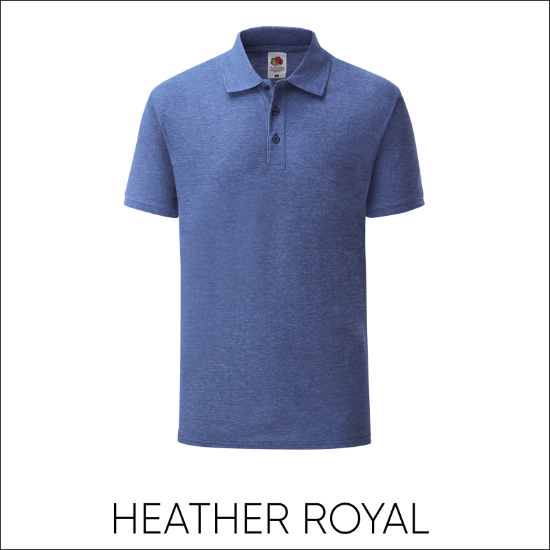 FOTL SS402 3 Button 65/35 Polo Shirt 12