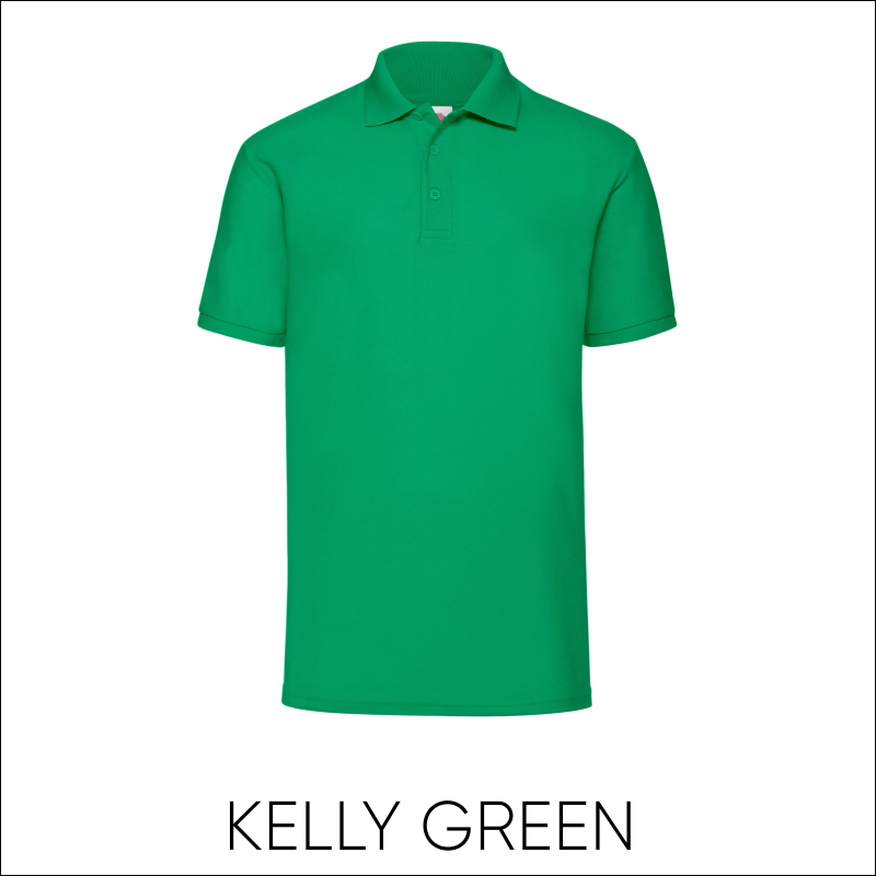 FOTL SS402 3 Button 65/35 Polo Shirt 13