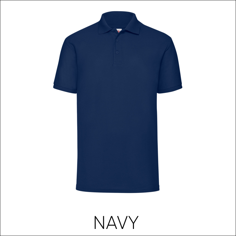 FOTL SS402 3 Button 65/35 Polo Shirt 14