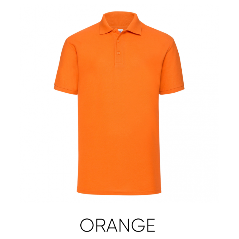 FOTL SS402 3 Button 65/35 Polo Shirt 15