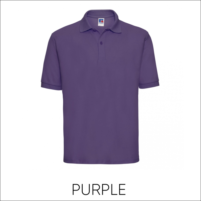 Russell Athletic 539M Polo Shirt 13