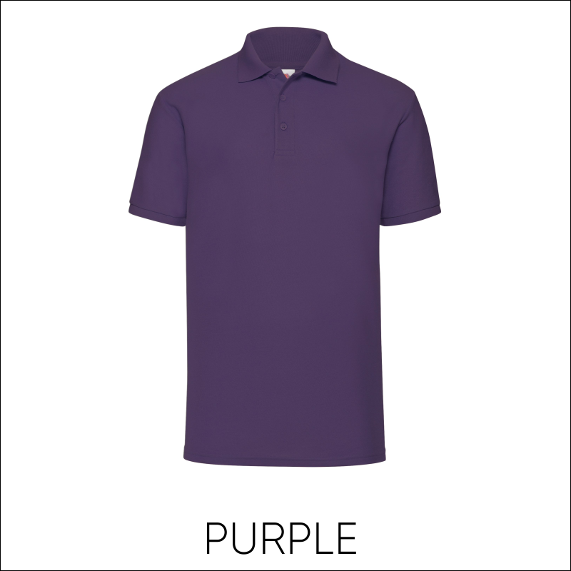 FOTL SS402 3 Button 65/35 Polo Shirt 16