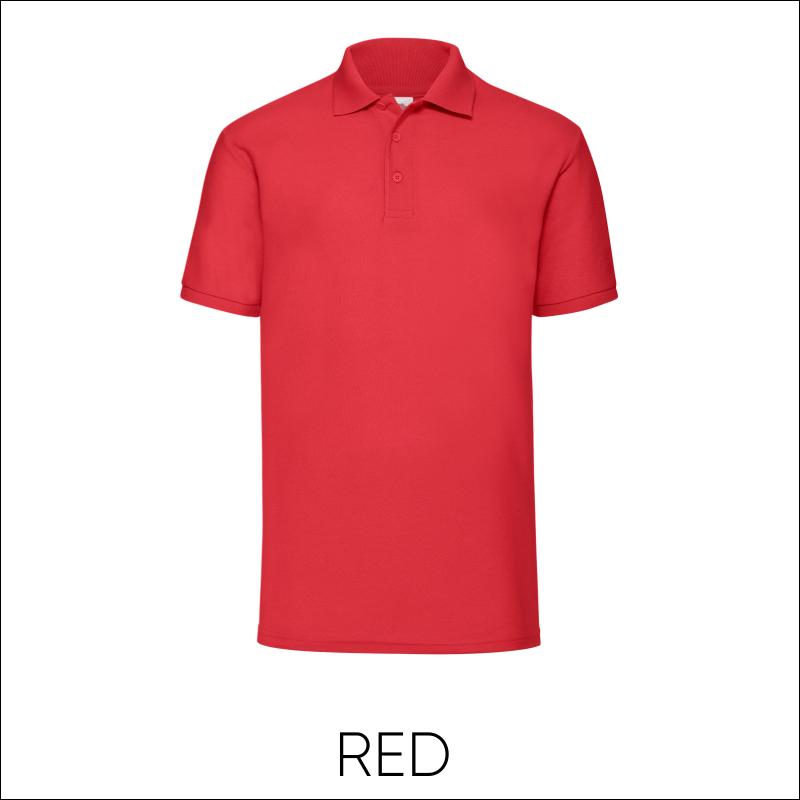FOTL SS402 3 Button 65/35 Polo Shirt 17