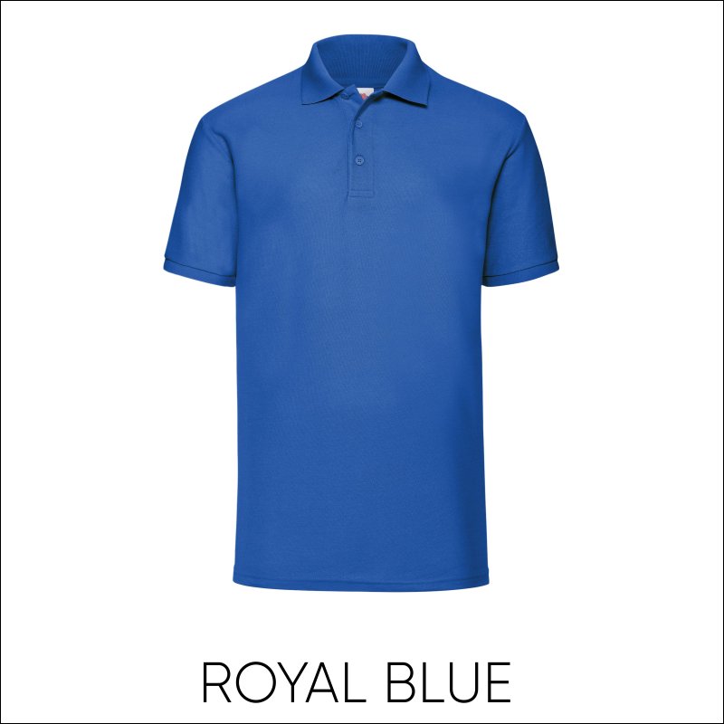 FOTL SS402 3 Button 65/35 Polo Shirt 18