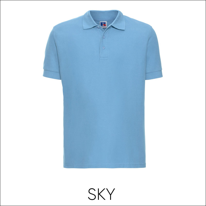 Russell Athletic J577MUltimate Classic Cotton Polo 8
