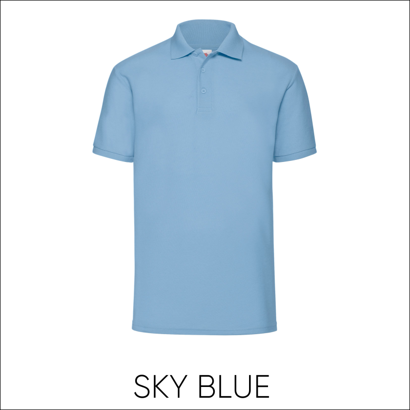 FOTL SS402 3 Button 65/35 Polo Shirt 19